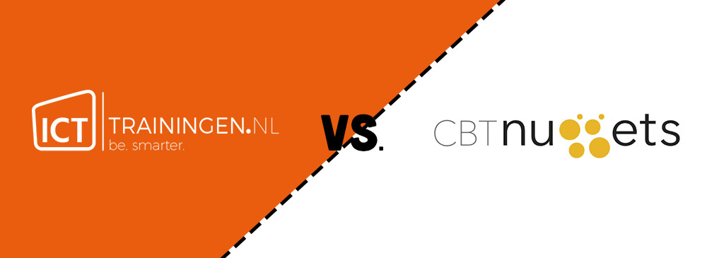 Icttrainingen.nl vs CBT Nuggets