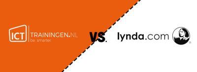 Icttrainingen.nl vs Lynda