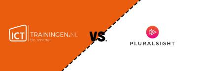 Icttrainingen.nl vs Pluralsight