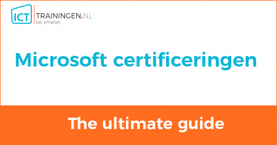 Welke Microsoft certificaten zijn er? (the ultimate guide)