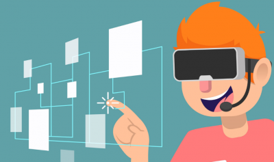Uitgelicht: Online Virtual Reality training