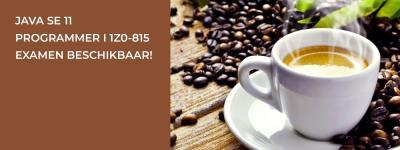 Wat is het verschil tussen Java 11 Programmer I (1Z0-815) en OCA 8 (1Z0-808)?
