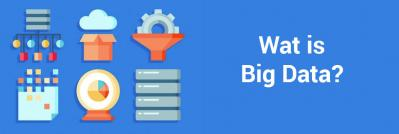 Wat is Big Data?